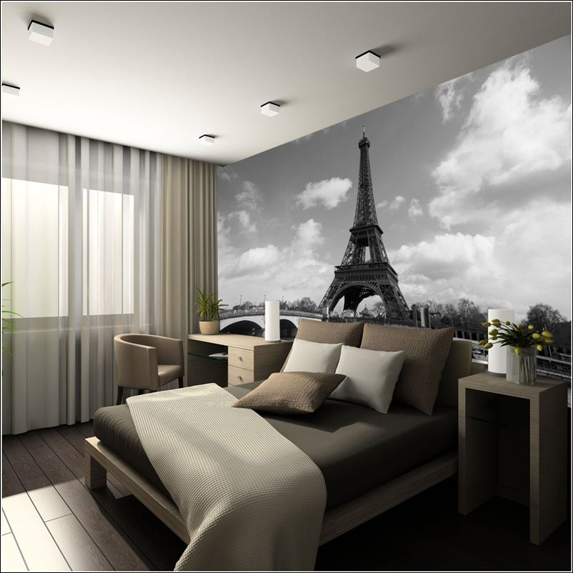 Best Add Life To Your Walls With City Wall Murals Paris 400 x 300