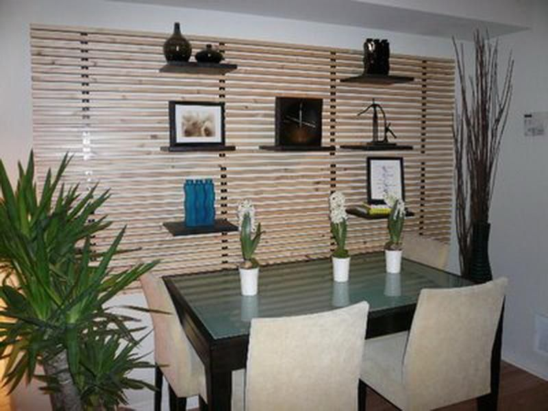 Room Small Dining Wall Decor Ideas