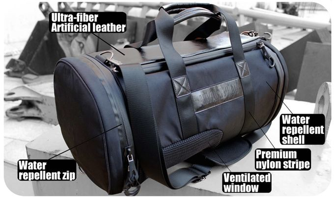 f364566455 Breether  Duffle bag designed to breathe n stay COOL by Anvi Design Keappor  project team — Kickstarter
