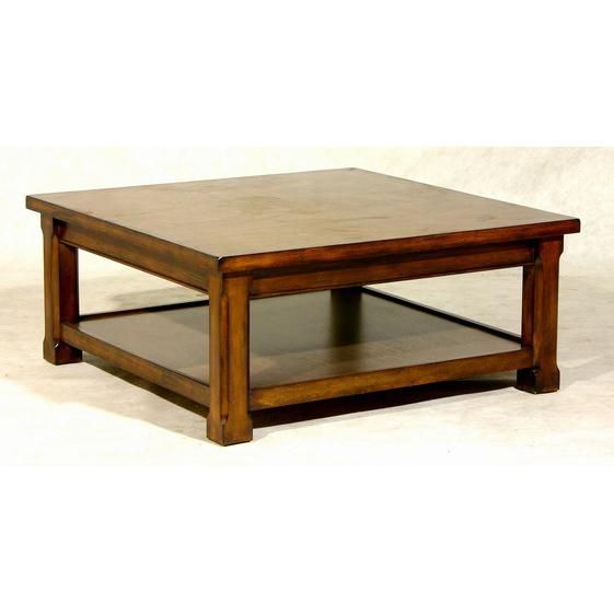 Coe Limited Square Low Coffee Table By Oj Commerce 355 99 Low