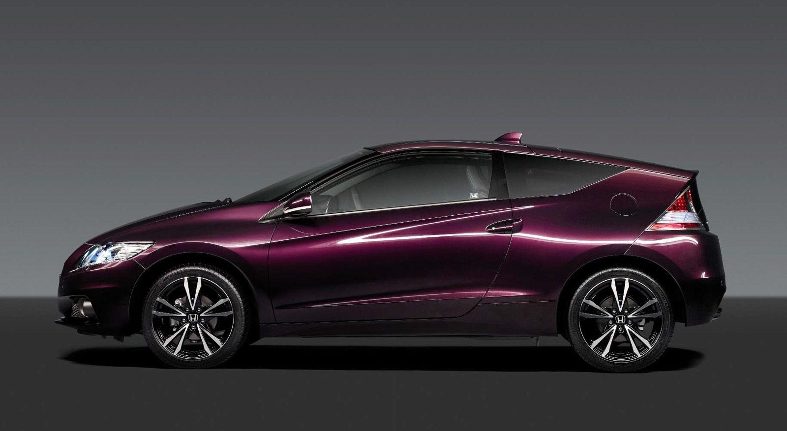 2021 Honda Crz Picture