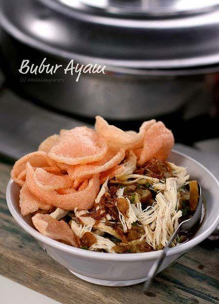 Indonesian Breakfast Makanan Dan Minuman Masakan Indonesia Masakan