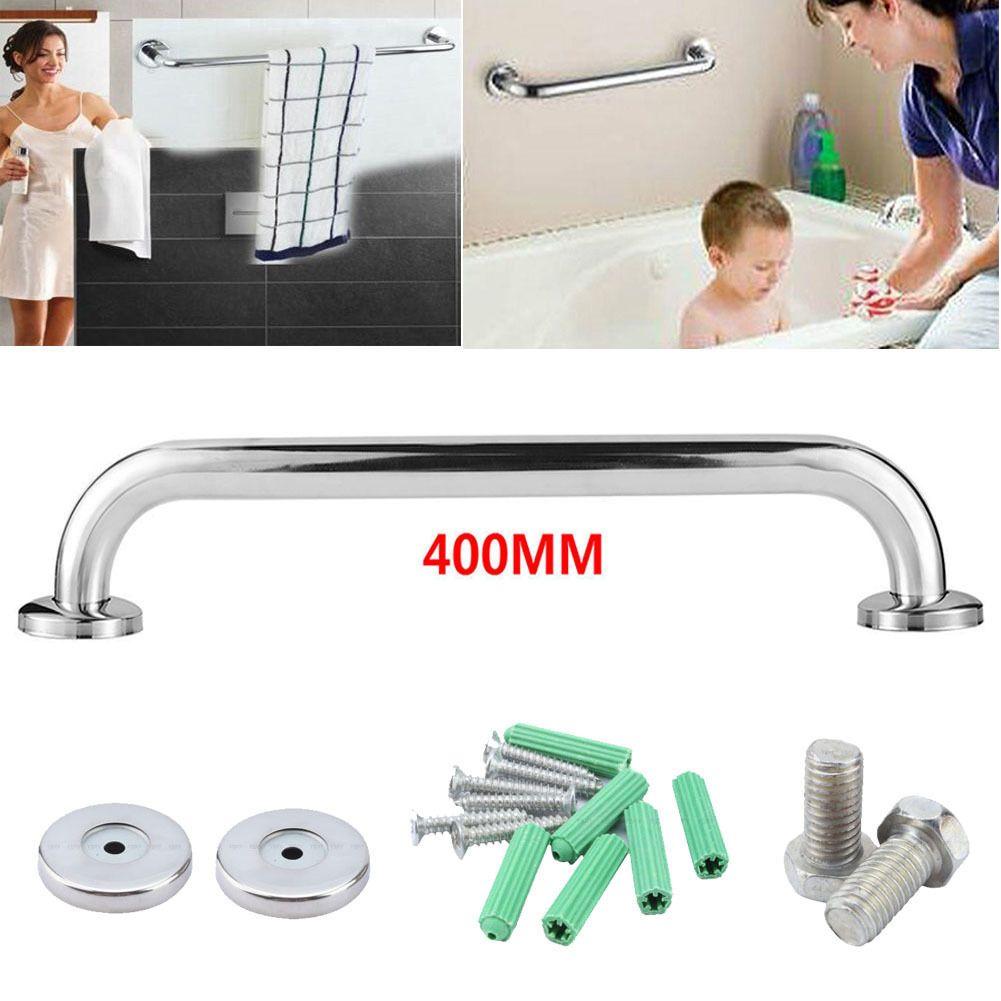 gbp mm high quality chrome bathroom grab bar disability