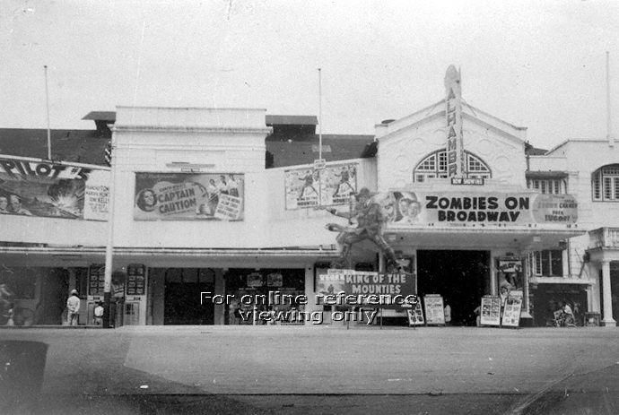 Alhambra Theatre At Beach Road Beach Road History Of Singapore Singapore Photos