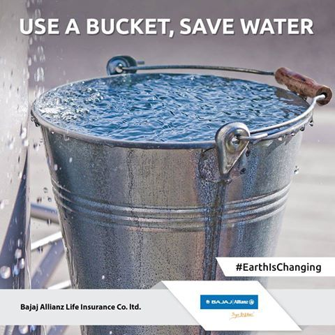 Take a bath using a bucket instead of a shower since it - Which uses more water bath or shower ...