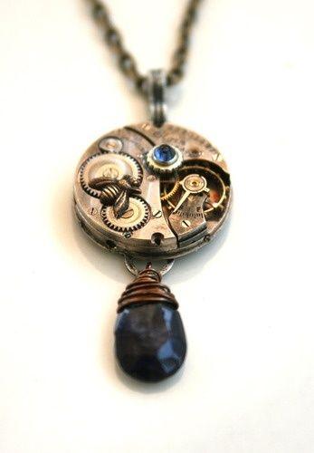 Love this steampunk stuff!