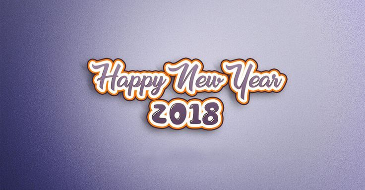 advance happy new year 2018 images download hd new year wallpapers 3d im