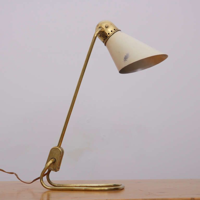 Boris Lacroix Cocotte Lamp For Jumo Circa 1950 Lamp Vintage Table Lamp Table Lamp