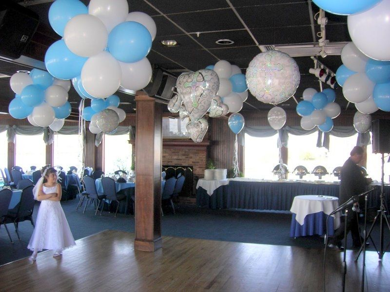 Google image result for for Balloon decoration ideas for baptism