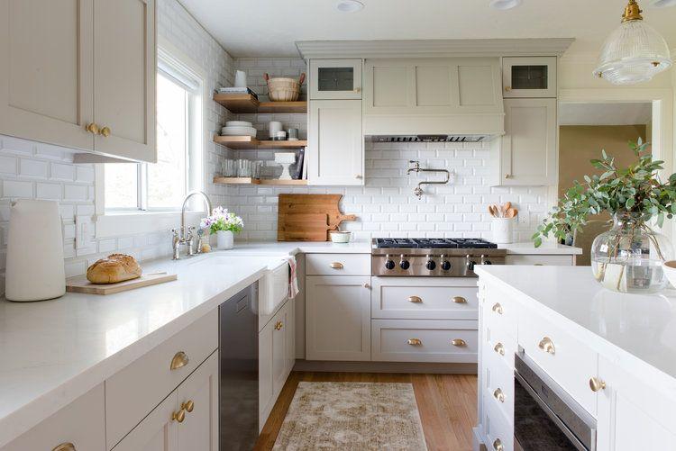 evergreen kitchen remodel reveal | kitchen interior, kitchen design, kitchen remodel