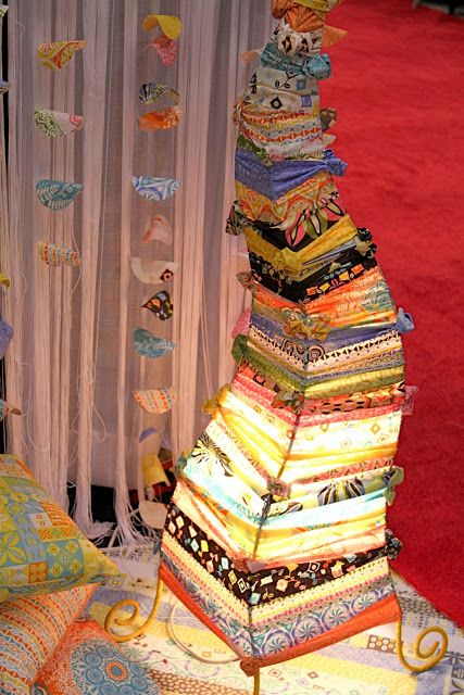 The Cottage Home: International Quilt Market ~ Fall 2011
