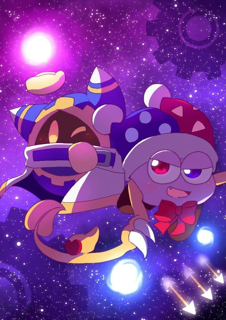 Epingle Sur Fan Art Kirby N Co