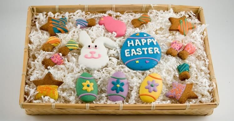 De paste surprinde placut angajatii cu cosuri cadou cosuri cadou happy easter frugal gift ideas for your loved ones negle Image collections
