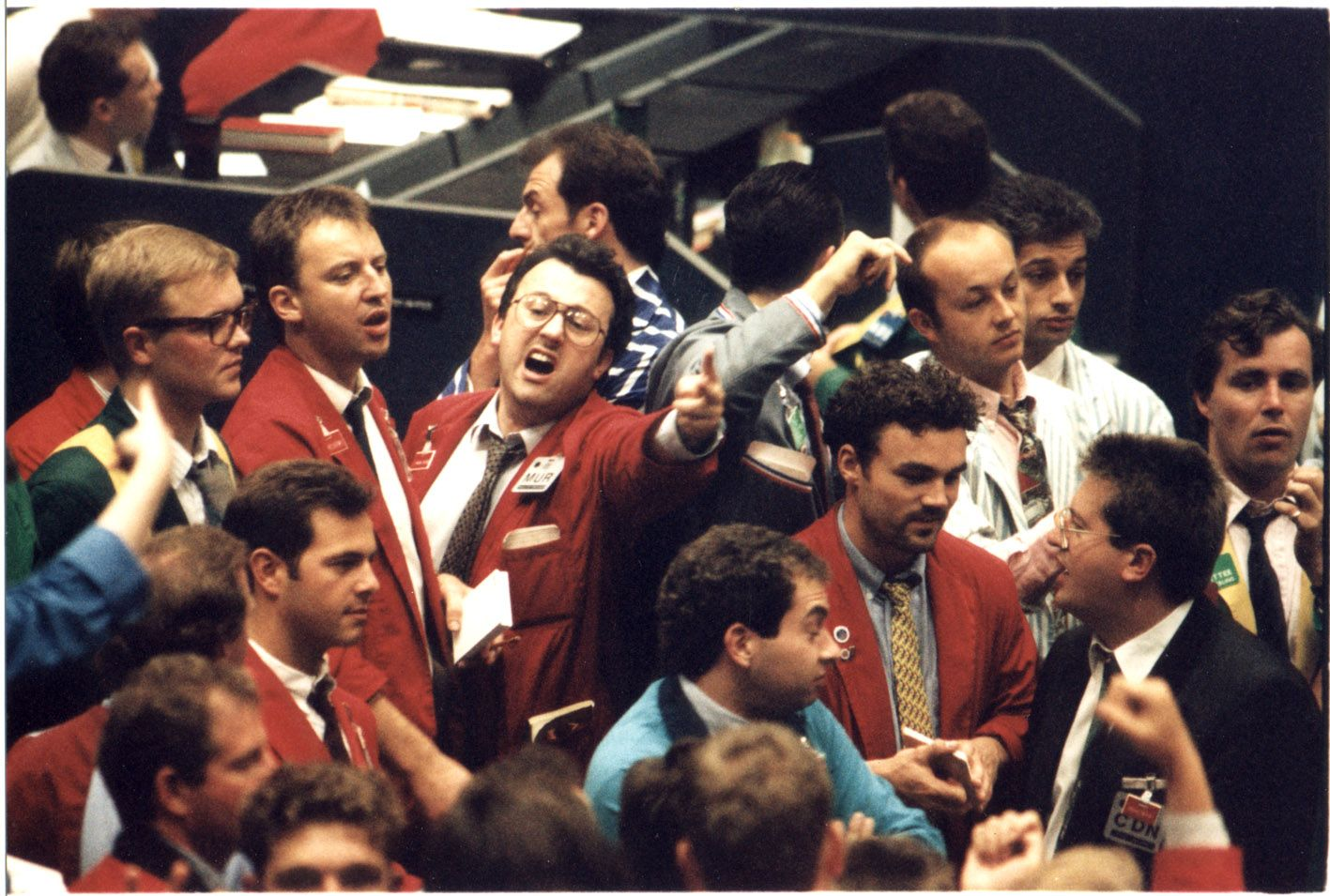 The Truth About Working On A Wall Street Trading Floor | Wall Street And  Street