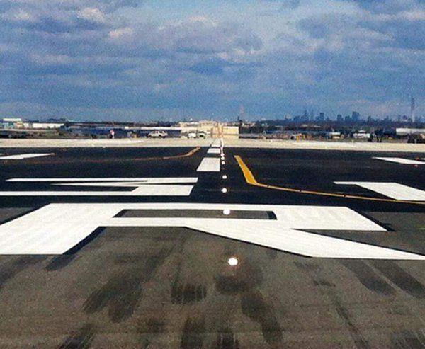 JFK's runway 13L/31R