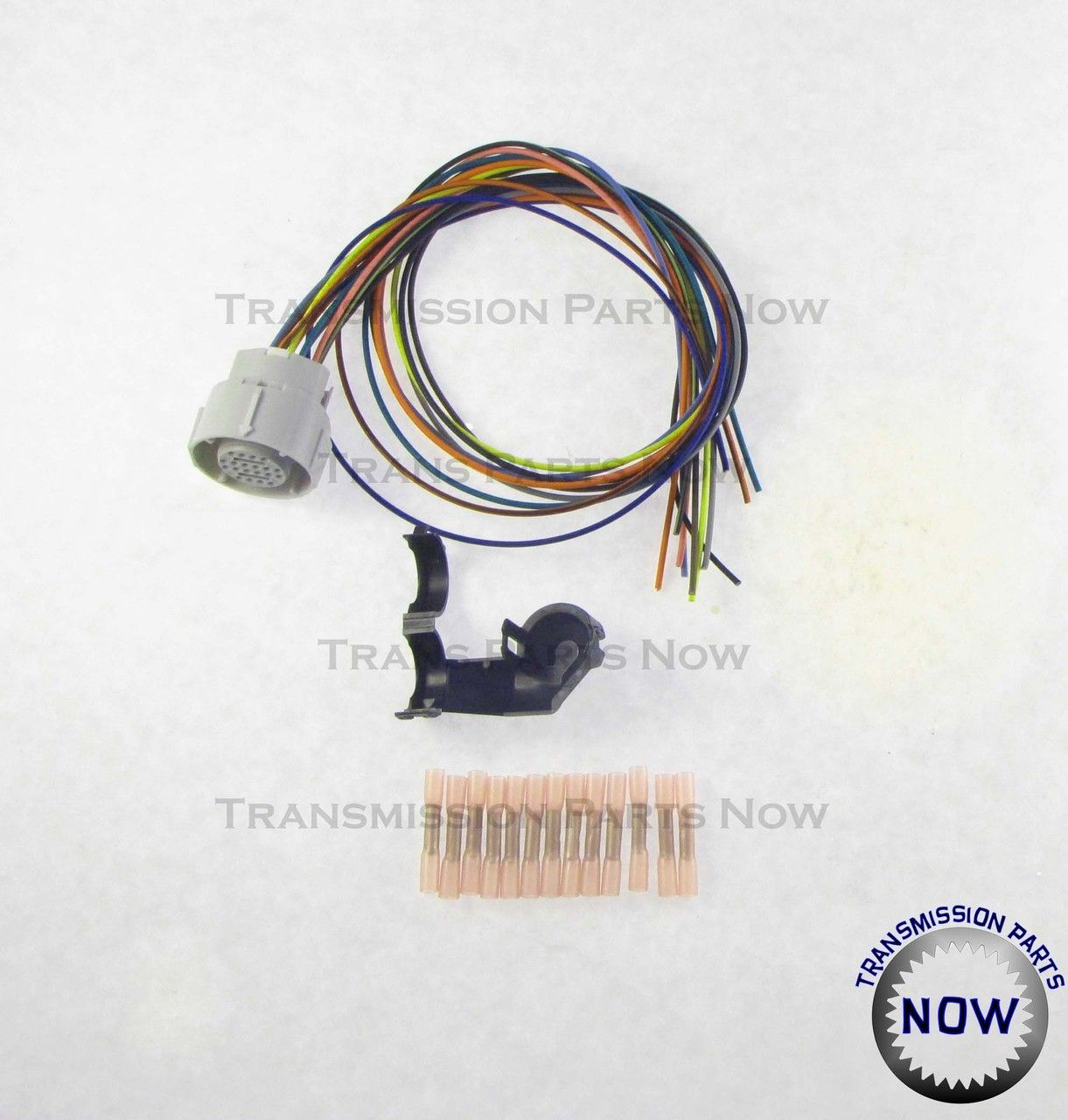 4l80e External Wiring Harness Update Kit 34445ek Connector Repair Harness