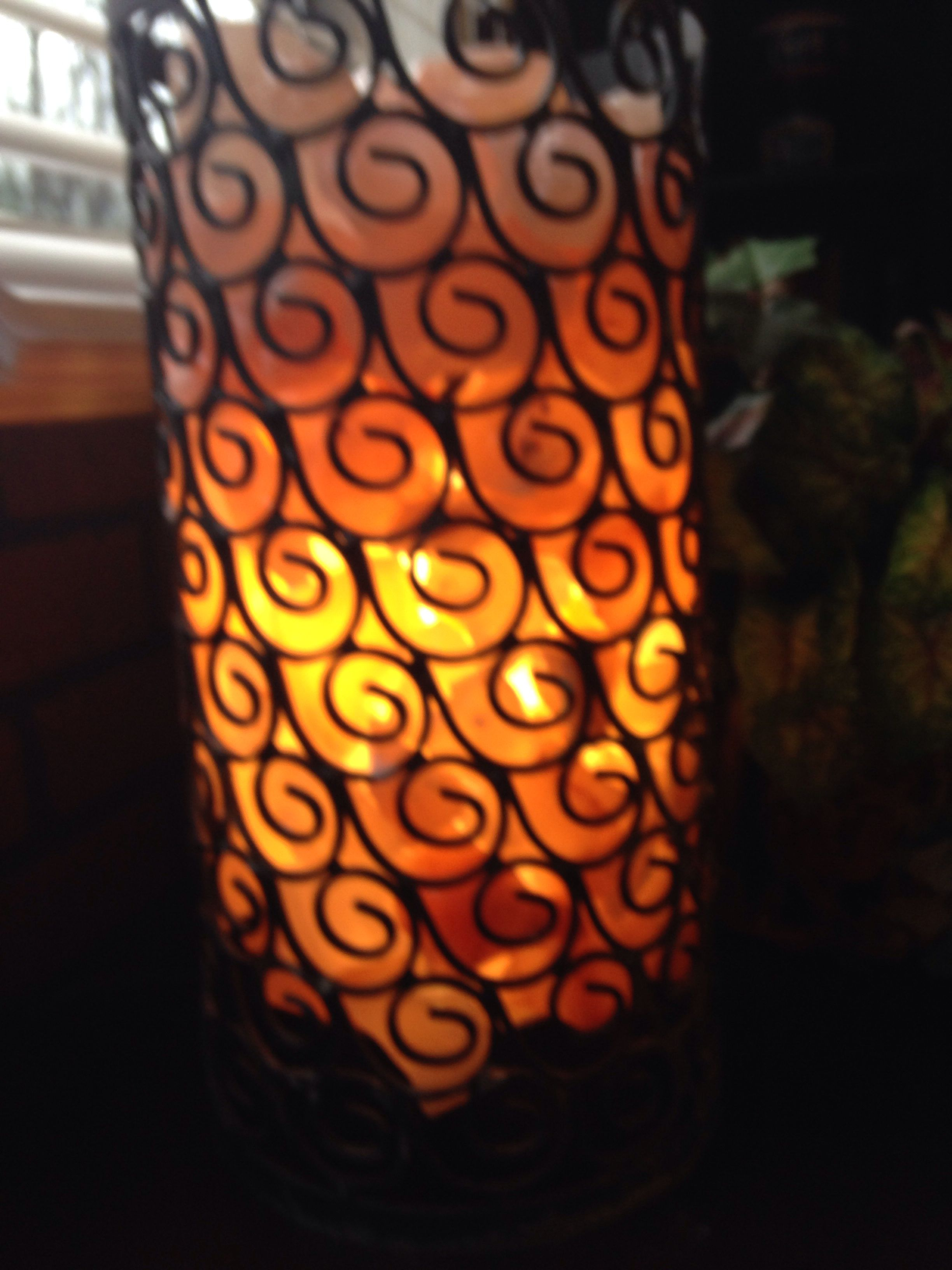 Glowing rockz