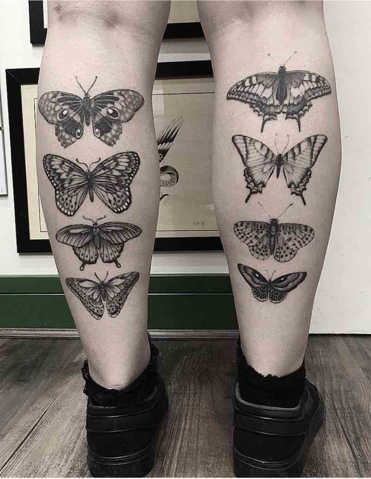 Photo of Butterfly tattoos