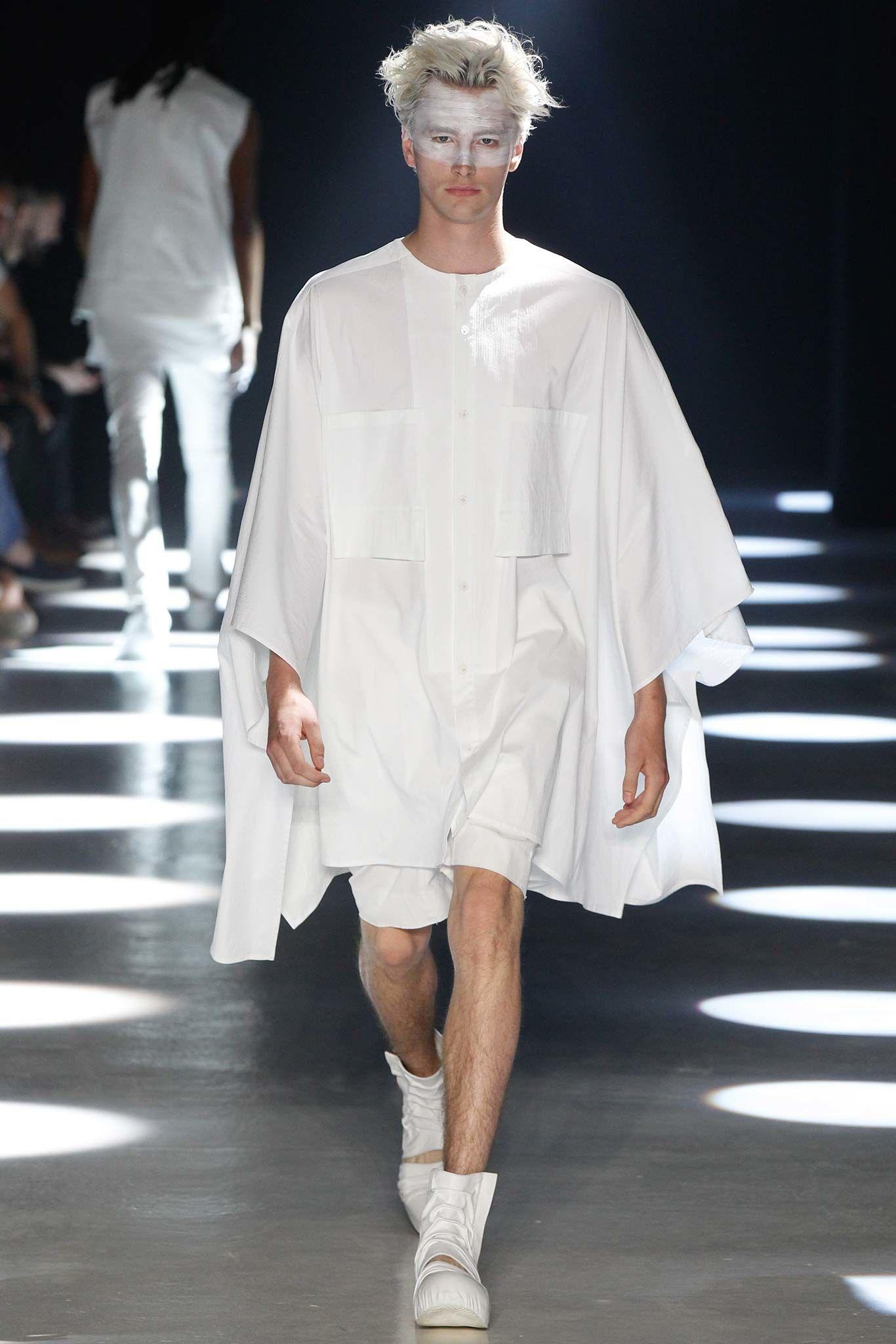 Alexandre Plokhov Spring 2016 Menswear Fashion Show