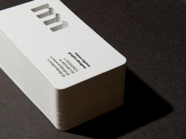 100 superb examples of business card designs top design magazine web design and digital content - Top Design Mag