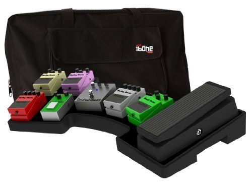 Gator G-Bone Effects Pedal Board Case with Power Supply
