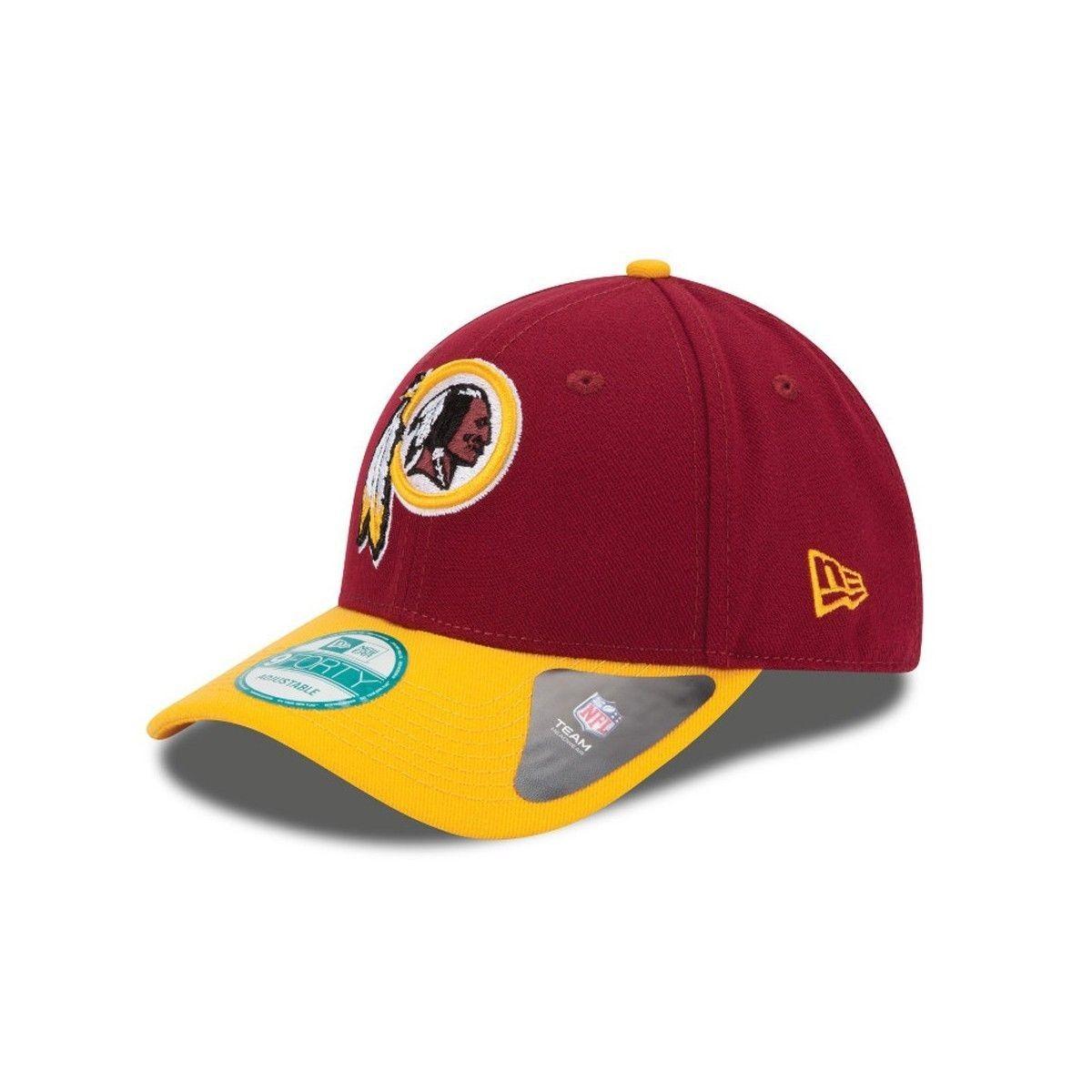 NFL 2017 SIDELINE Washington Redskins New Era 39Thirty Cap