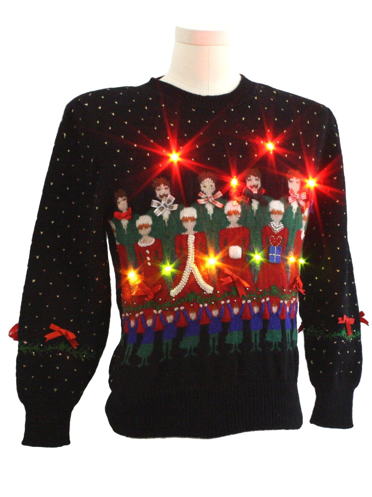 Find ugly christmas sweaters