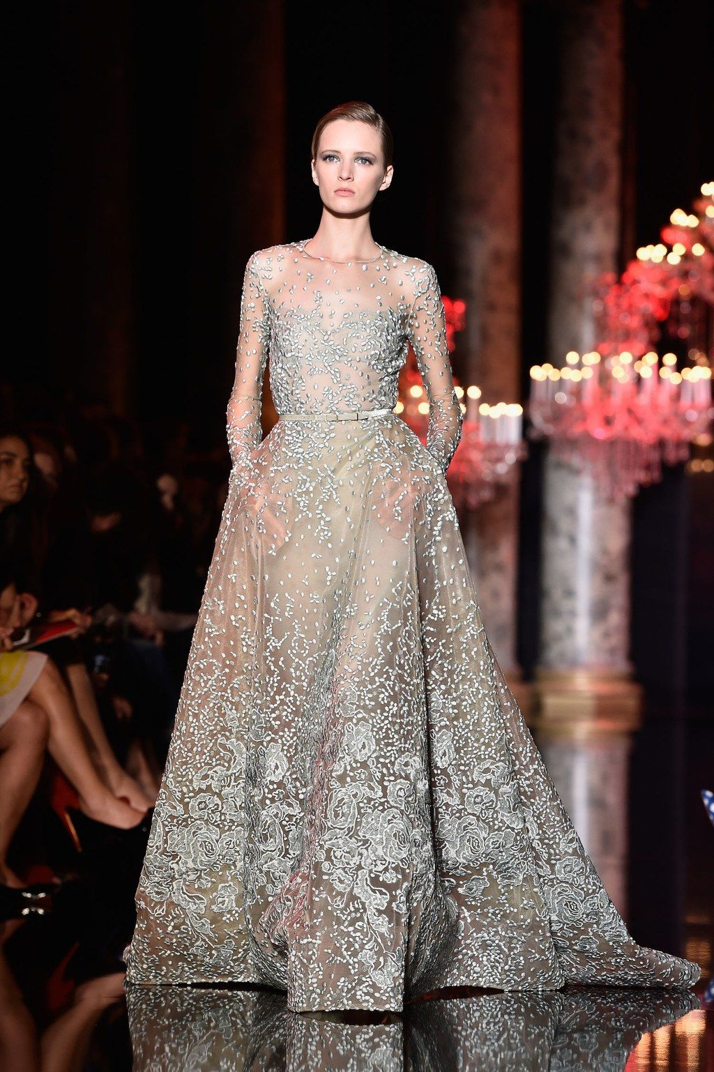 The elie saab wedding dress and 3 more wedding y dresses from the 3 elie saab paris fashion week wedding dresses wedding gowns 0709 junglespirit