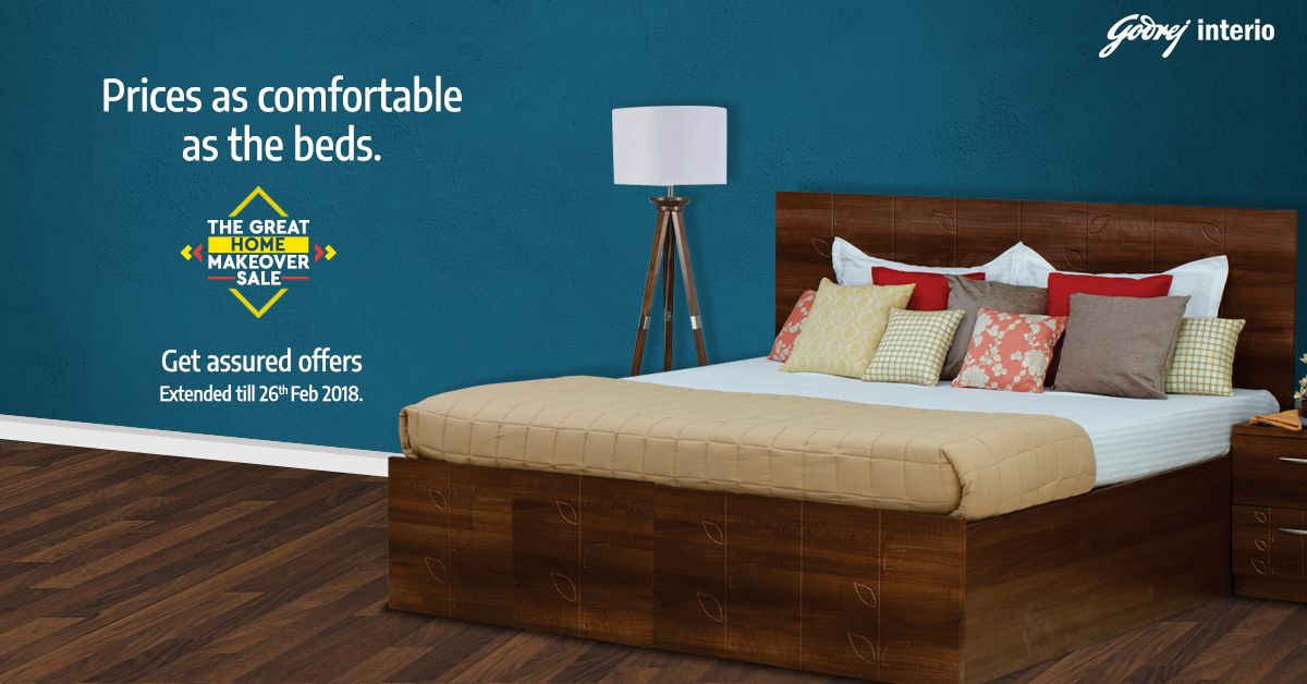 Last Day To Enjoy Attractive Offers On Beautifully Designed Beds