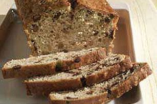 Chocolate Chunk Banana Bread Recipe Kraft Recipes Banana Bread Moist Banana Bread