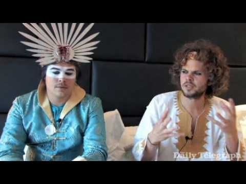 The guys behind Aussie music sensation,  Empire of the Sun tell Kathy McCabe the secret to their success.