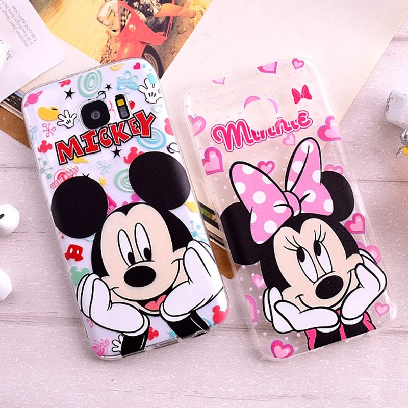 coque samsung s7edge mickey