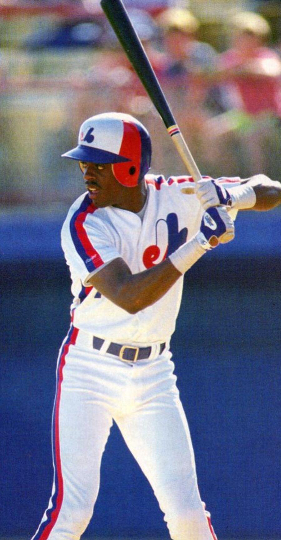 Delino Deshields Montreal Expos Expos baseball, Expos