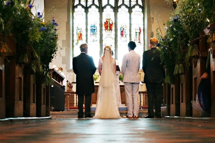 Complete Traditional Christian Wedding Ceremony Guide