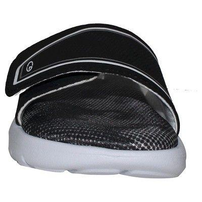 c3058d481050e Boys  Gavyn Cushion Slide Sandals M - C9 Champion - Black