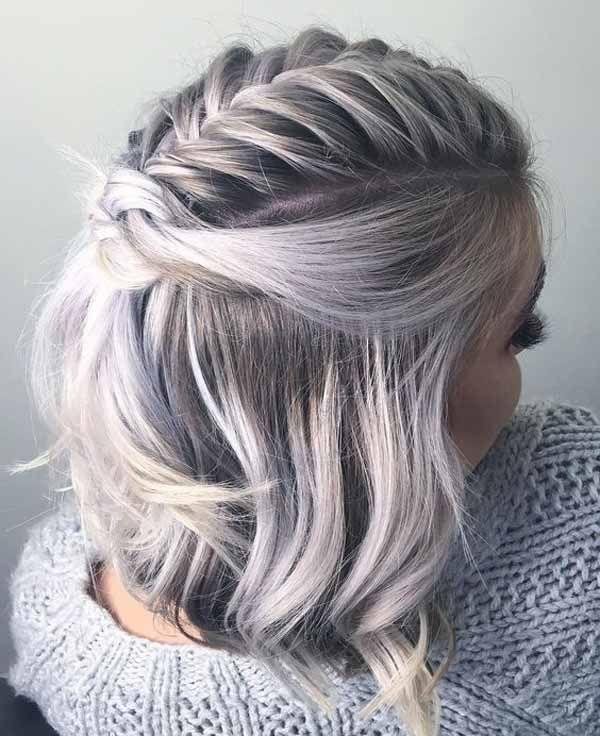 5 coole zöpfe frisuren für mittleres haar in 2020   coole