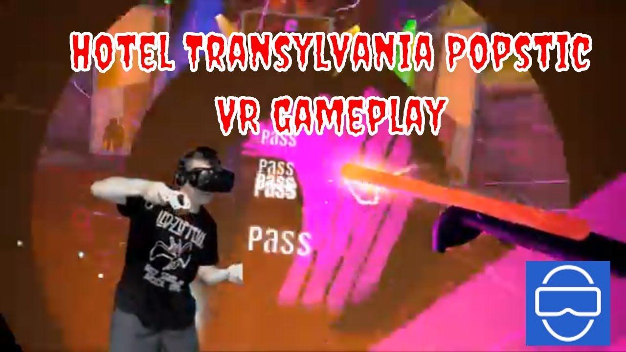 Hotel Transylvania Popstic VR gameplay | Hotel ...