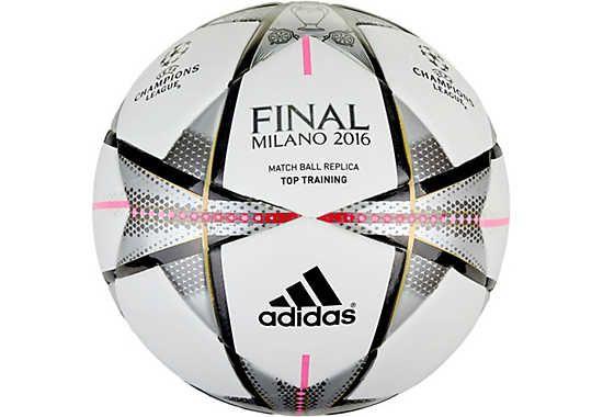 adidas Finale Milano Top Training Ball.