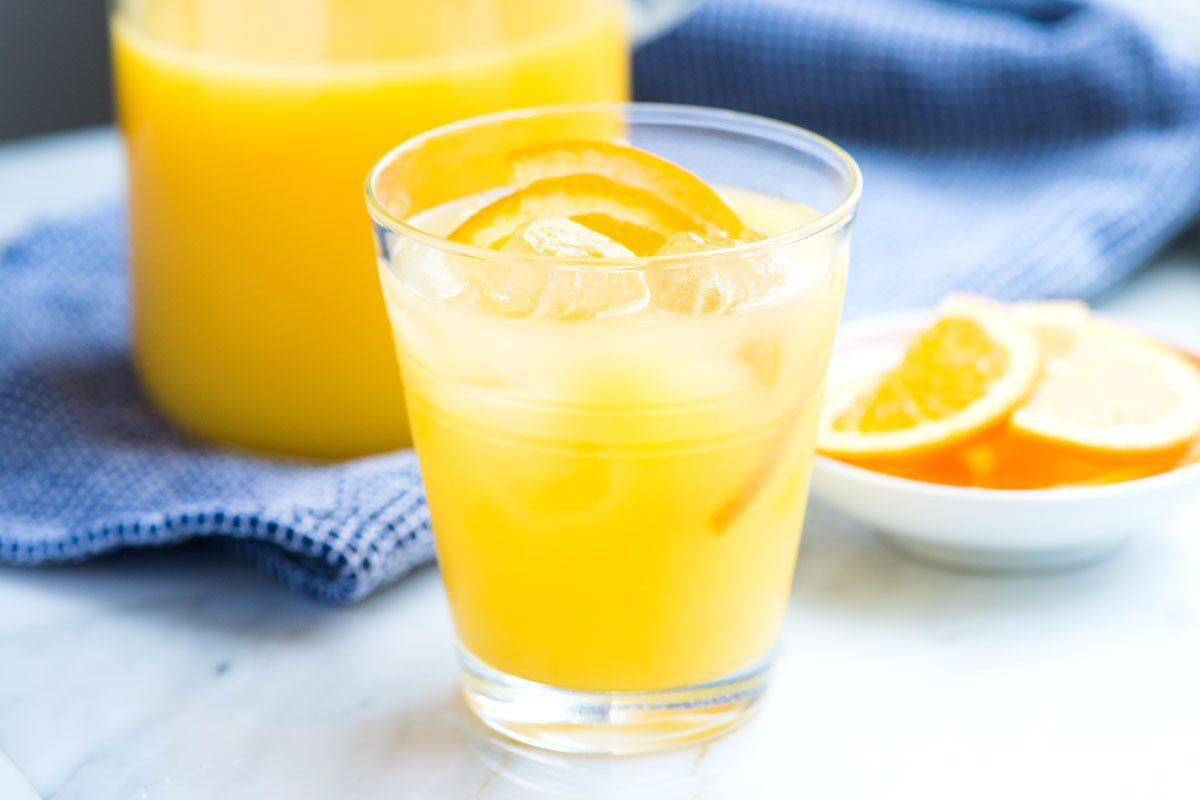 How To Make The Best Screwdriver Cocktail Recipe Food Recipes Easy Smoothie Recipes Screwdriver Cocktail
