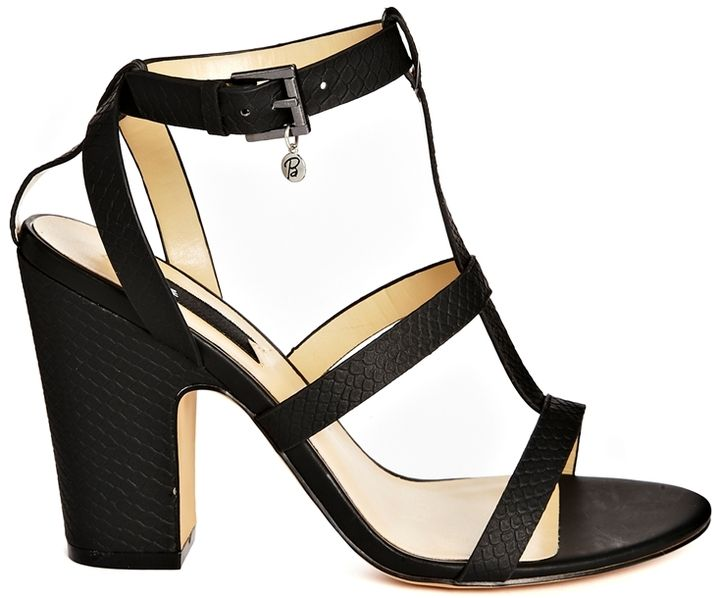 b39d7b424a Blink Block Heeled Strappy Sandals | THE BEST SALES TO SHOP