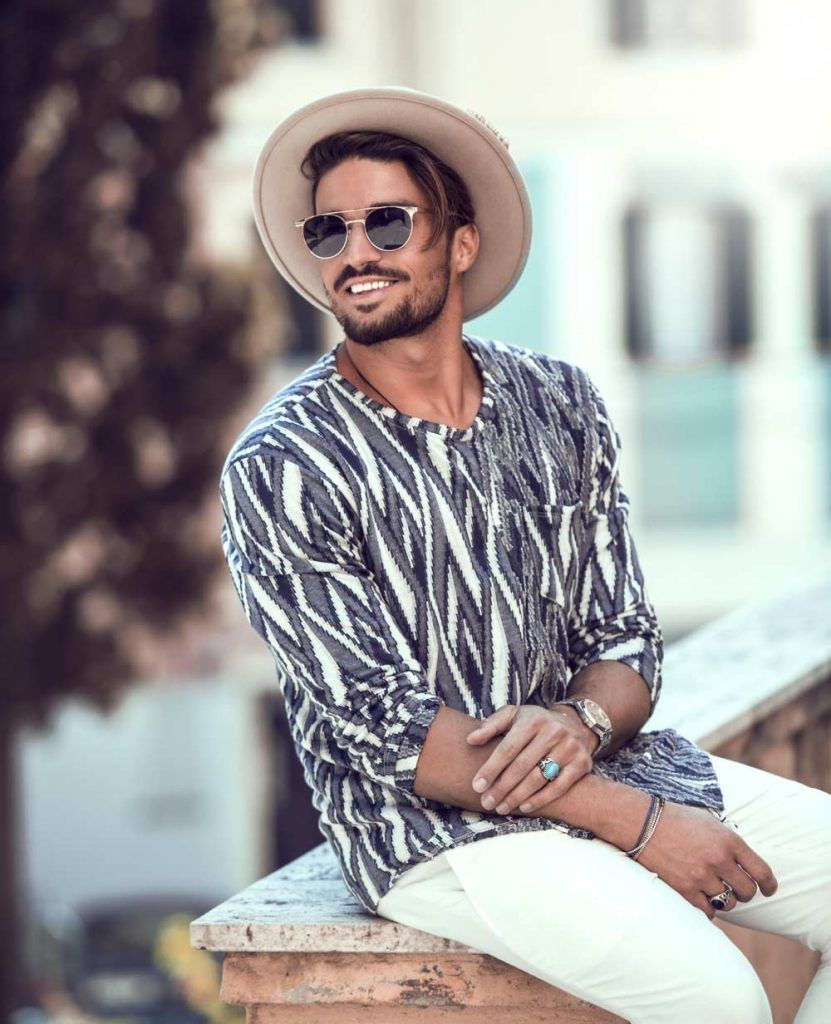 COACHELLA INSPIRED OUTFIT BY MARIANO DI VAIO