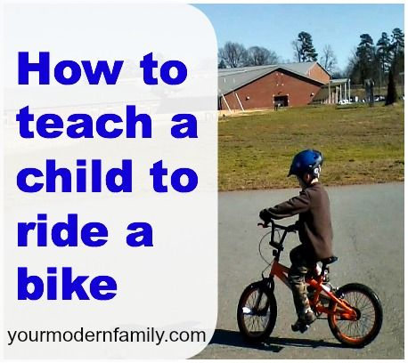 How To Teach A Child To Ride A Bike Teaching Kids Kids Playing Kids Health