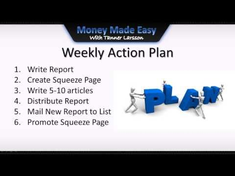 How to Make Money Online Fast with free Reportsvideo10action - free action plans