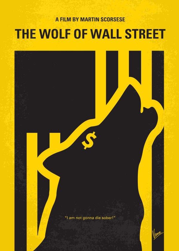 minimal minimalism minimalis movies poster print on wall street movie id=77147