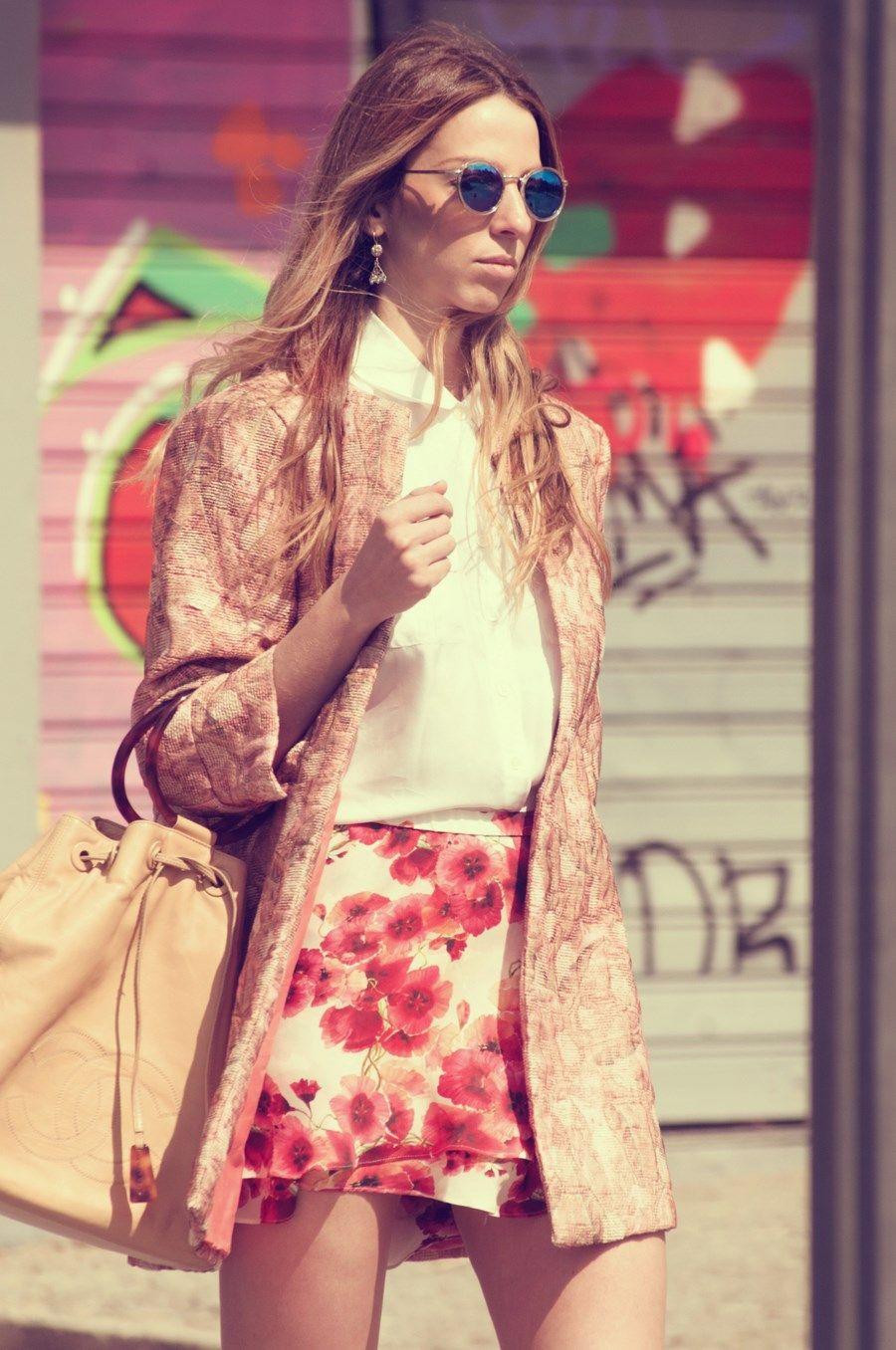 #streetstyle #hippie #flower #chanel #hautehippie #fashion #style #fashionblogger #muserebelle #ms #athens