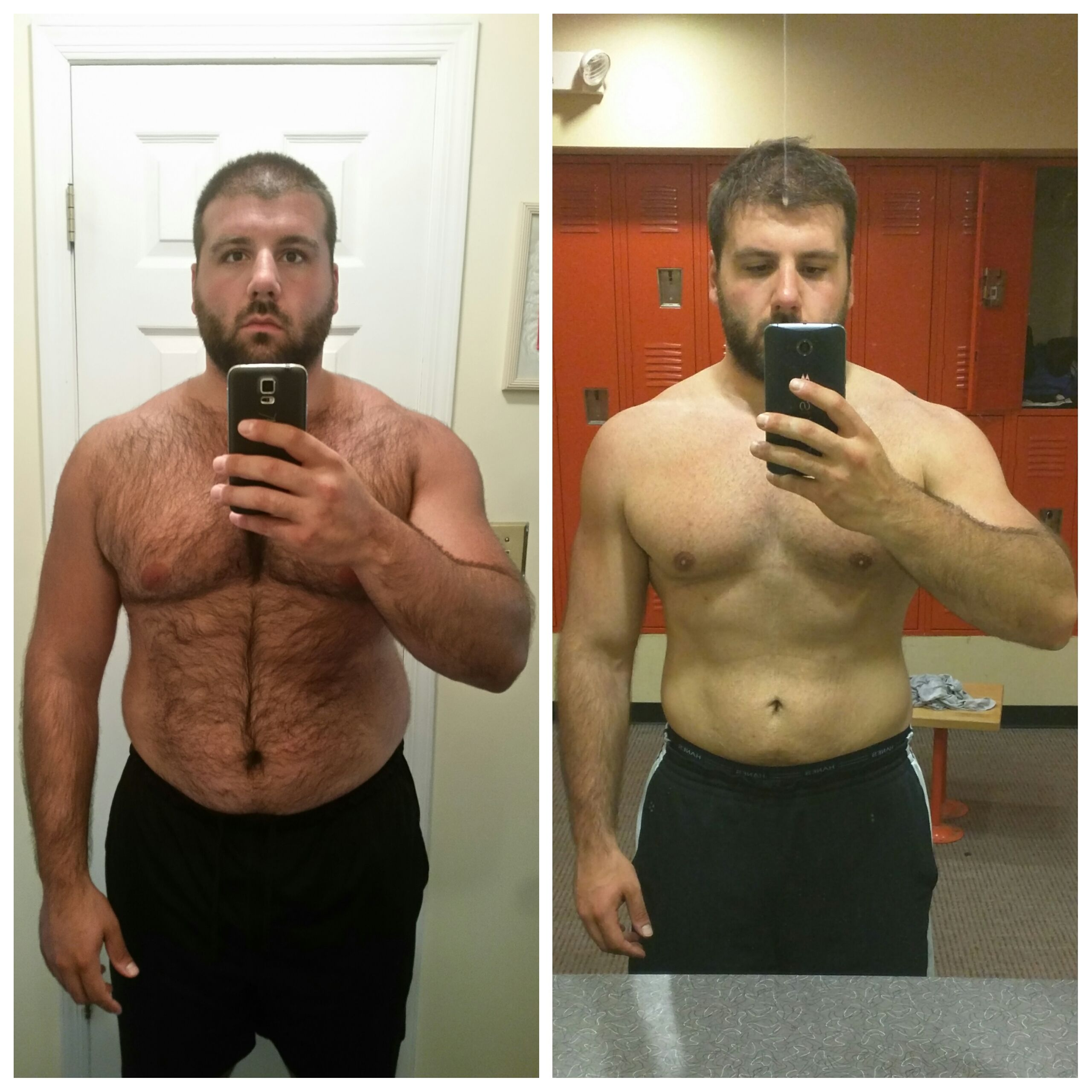 230 pounds weight loss