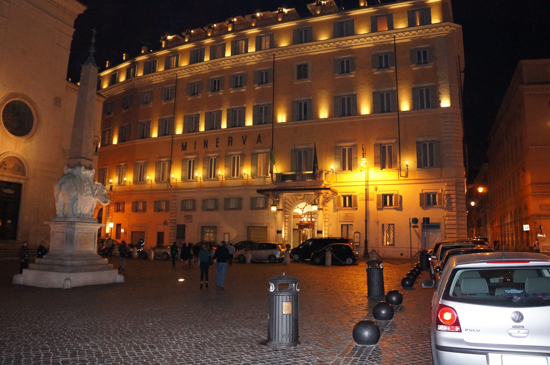 Hotel Where We Spent Our Honeymoon Rome Hotels Trip Advisor Grand Hotel