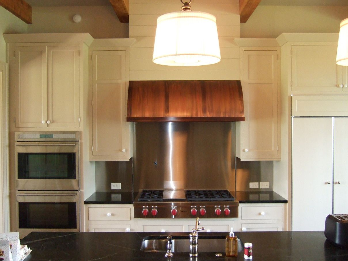 50 Copper Under Cabinet Range Hood Kitchen Inserts Ideas Check More At Http