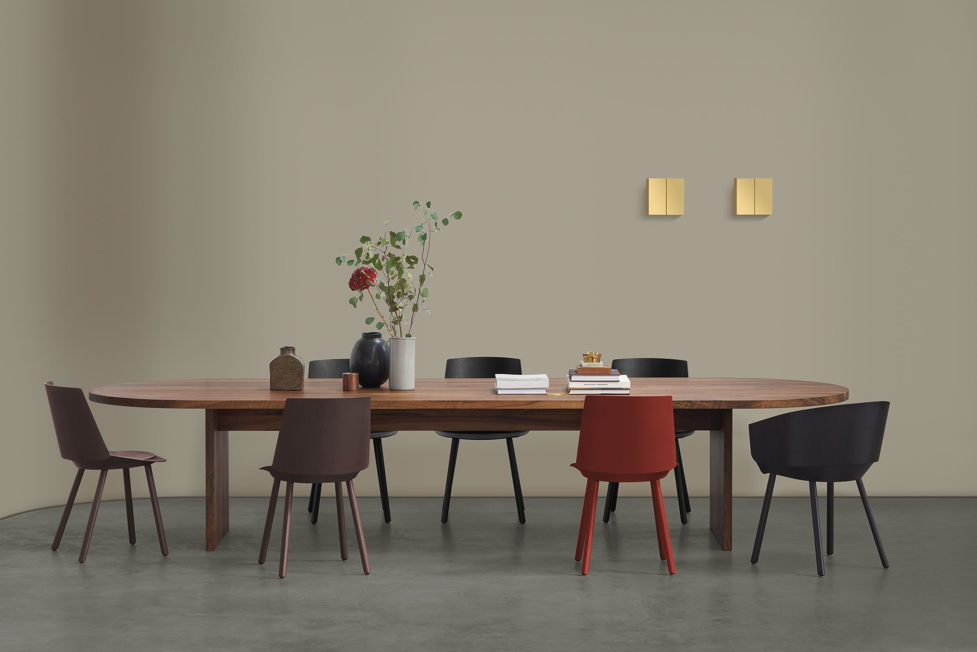 Ashida Table By E15 Furniture Now Available At Haute Living