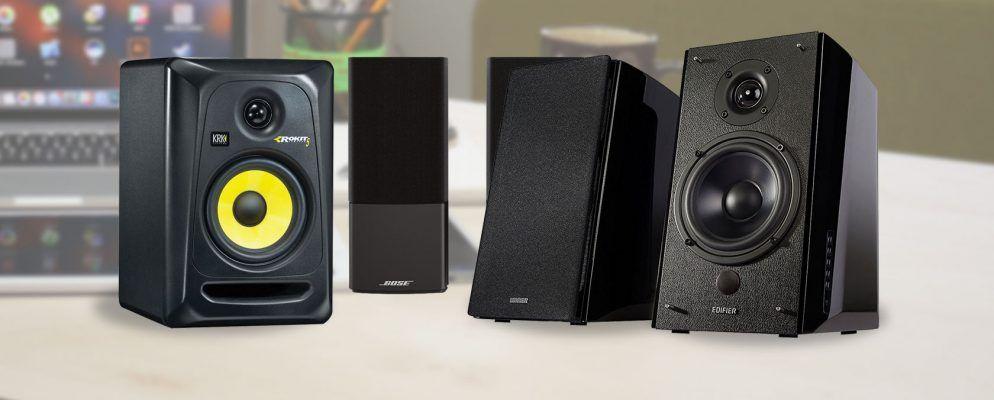 The 7 Best Desktop Computer Speakers You Can Buy Best Computer Speakers Computer Speakers Best Desktop Computers